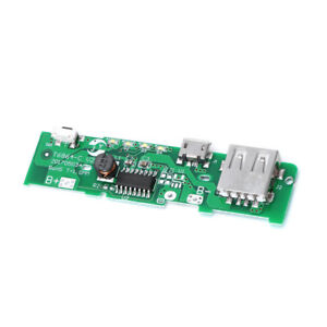 5V-2A-USB-Mobile-Power-Bank-Charger-Module-Phone-PCB-Board-For-18650-Battery