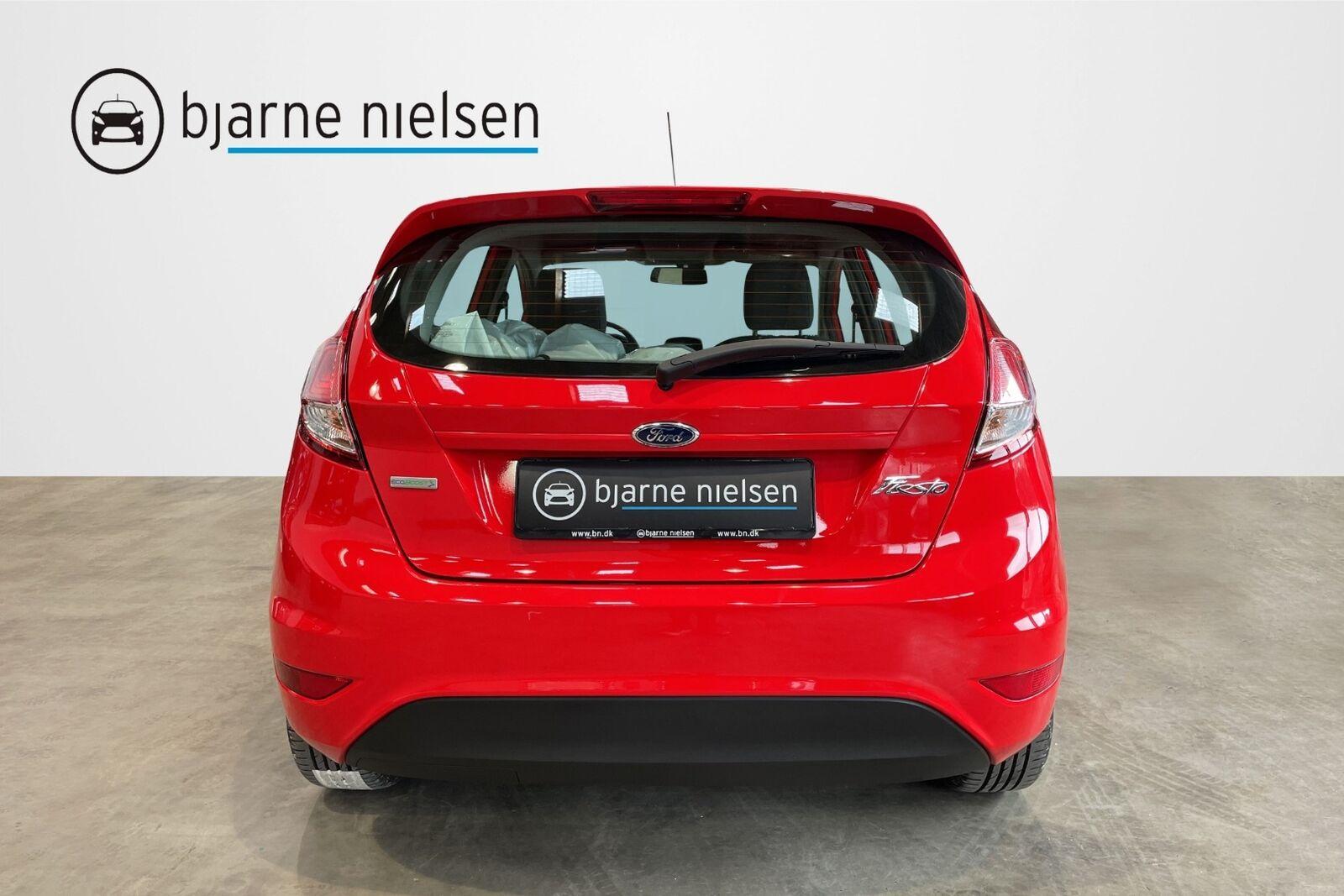 Ford Fiesta 1,0 SCTi 100 Trend aut. - billede 6