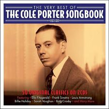 Cole Porter Songbook VERY BEST OF Various Artists 50 ESSENTIAL SONGS New 2 CD
