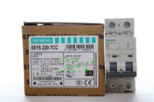 1pcs New Siemens 5SY6220-7CC