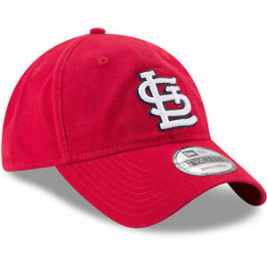 new arrival f3b0e 04f6c Image is loading New-Era-St-Louis-Cardinals-Red-Core-Classic-