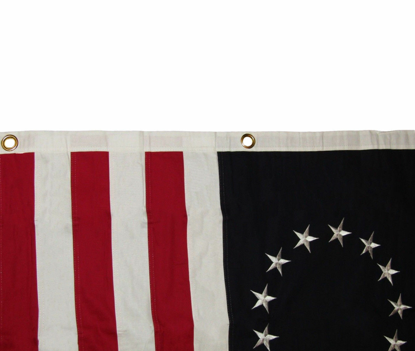 Heavy Duty 3x5 Embroidered Betsy Ross Historical 600D Nylon Flag 5x3 Banner