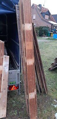Sonstige 25 X2,15 Meter Alt Holzbrett Holzbohlen Aus Scheuenboden Ca 80 Jahre Alt Shabby SchöNer Auftritt Alte Berufe