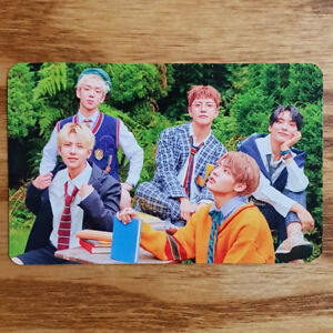 Details about Group Photocard Ace 2019 Season's Greetings A C E Kpop Geunine