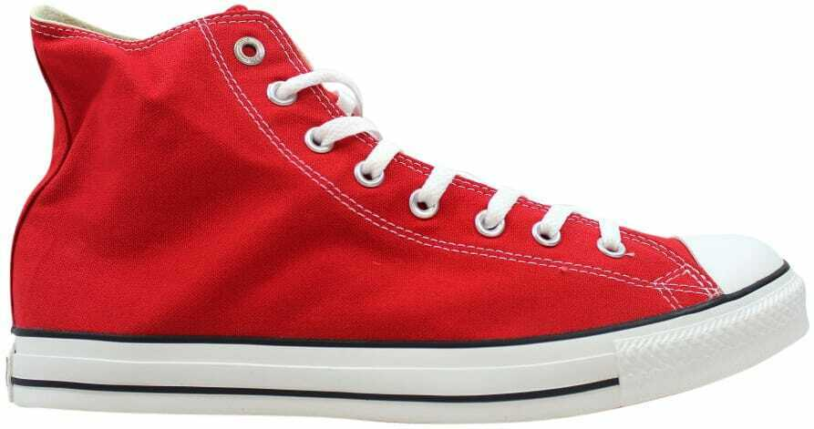 Converse All Star Hi Red X9621 Men's Size 12