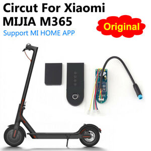 Original-Official-Xiaomi-MIJIA-M365-Scooter-Circuit-Board-amp-Dashboard-Cover-Part