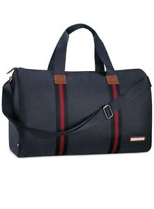 Image Is Loading Tommy Hilfiger Parfums Men Duffle Bag All Access