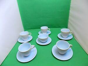Poole-Pottery-Twintone-Blue-Tea-Set