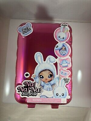NA NA NA SURPRISE SERIES 1 MINNA MOODY AUTHENTIC SEALED NEW