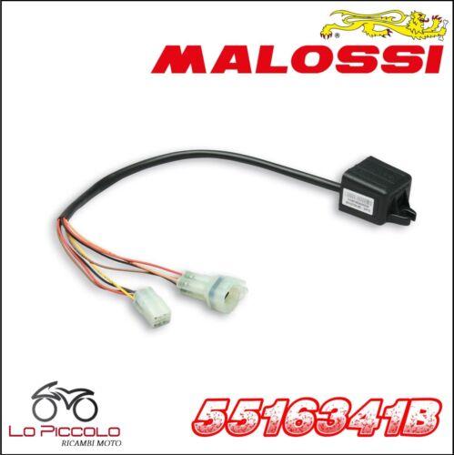5516341B MALOSSI Emulatore lambda TC UNIT O2 KYMCO DOWNTOWN i ABS 350 ie 4T LC