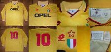 Maglia Shirt trikot MILAN LOTTO OPEL SAVICEVIC Supercoppa UEFA 1994 vintage