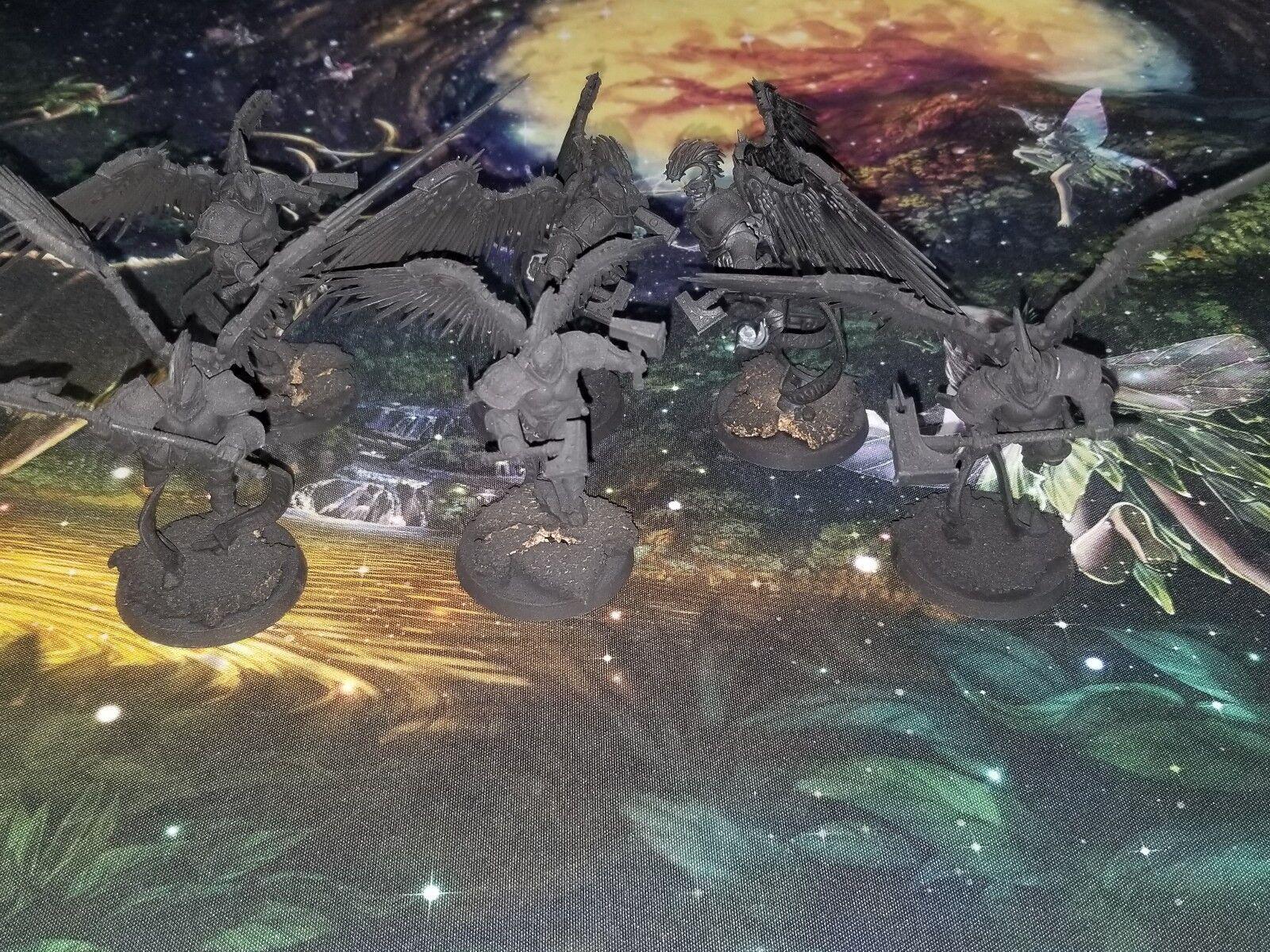 Warhammer 40k Ppinkcutors with Celestial Hammers J&R