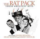 The Rat Pack-Their Greatest Hits von Frank Sinatra,Dean Martin,Sammy Davis (2011)