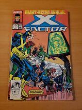 1987, Marvel Comics X-Factor Annual #2 Direct Market ~ NEAR MINT NM ~