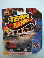 Team Hot Wheels - PIKES PEAK TACOMA - High Speed Wheels - New In Packet 2011