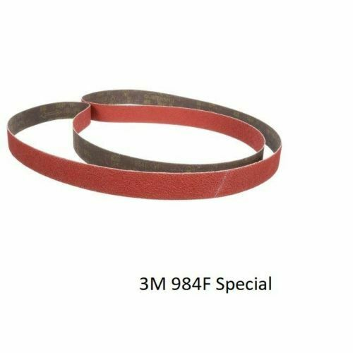 "25-Pk 3M Cloth Belt 777F 3-1//2/"" X 15-1//2/"" P180Yf"