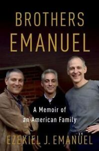 Details about Brothers Emanuel: A Memoir of an American Family