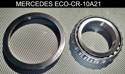 Mercedes ECO-CR-10A21 DIFFERENTIAL CARRIER BEARING Hard 2 find from Europe