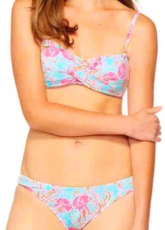 Lilly Pulitzer Jellies Be Jammin Bikini Holy Grail