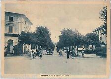 60260 - CARTOLINA d'Epoca - LA SPEZIA provincia : Sarzana  1959 - VIALE STAZIONE