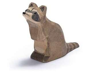 Ostheimer-16271-Raccoon-Sitting-New-from-Dealer