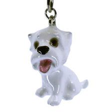 Little Paws 3723-LPKR-WES Key Ring Westie West Highland Terrier Dog