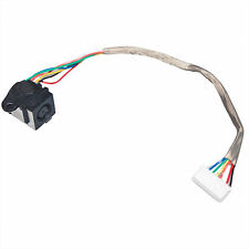 DC POWER JACK SOCKET CONNECTOR WITH CABLE HARNESS FOR DELL PP33L PP39L