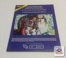 AD&D D&D UK1 BEYOND THE CRYSTAL CAVE 9066 1ST - TSR -..(C6B5)