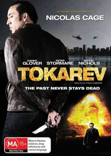 1 of 1 - Tokarev (DVD) ACTION [Region 4- AUSTRALIA] NEW/SEALED Nicolas Cage