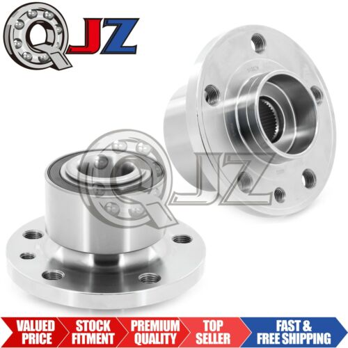 Qty.2 AWD//FWD Wheel Hub Assembly For VOLVO S60 S80 V60 V70 XC60 XC70 FRONT