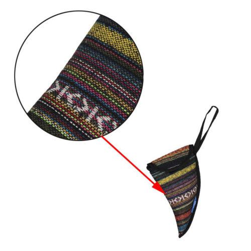 12 Hole Ocarina Tasche Schutzabdeckungs Hülle mit Lanyard für Tenor und Bass