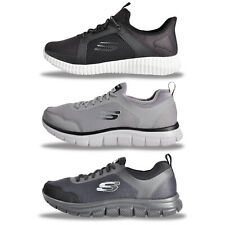 Mens Skechers MEMORY FOAM  Elite Flex & Track Kat Trainers Only £34.99 FREE P&P
