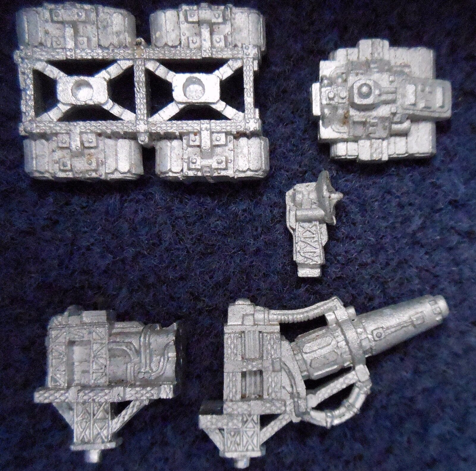1995 Epic Imperial Guard Adeptus Mechanicus Ordinatus Armageddon Citadel Army