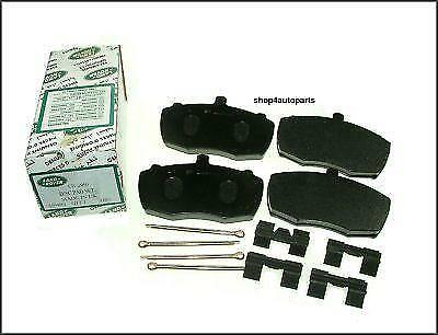 DEFENDER 110 FRONT BRAKE PADS GENUINE EARLY TYPE