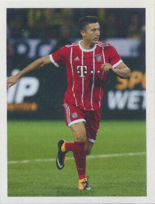 Bam1718 - Sticker 150 - Robert Lewandowski - Panini Fc Bayern München 2017/18 Gutes Renommee Auf Der Ganzen Welt