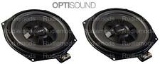 Vibe Optisound BMW 5 Series F10 Car Audio Underseat Subwoofers Upgrade 1 PAIR
