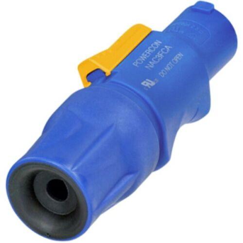 NEUTRIK PowerCon Kabelstecker blau NAC 3 FCANeu
