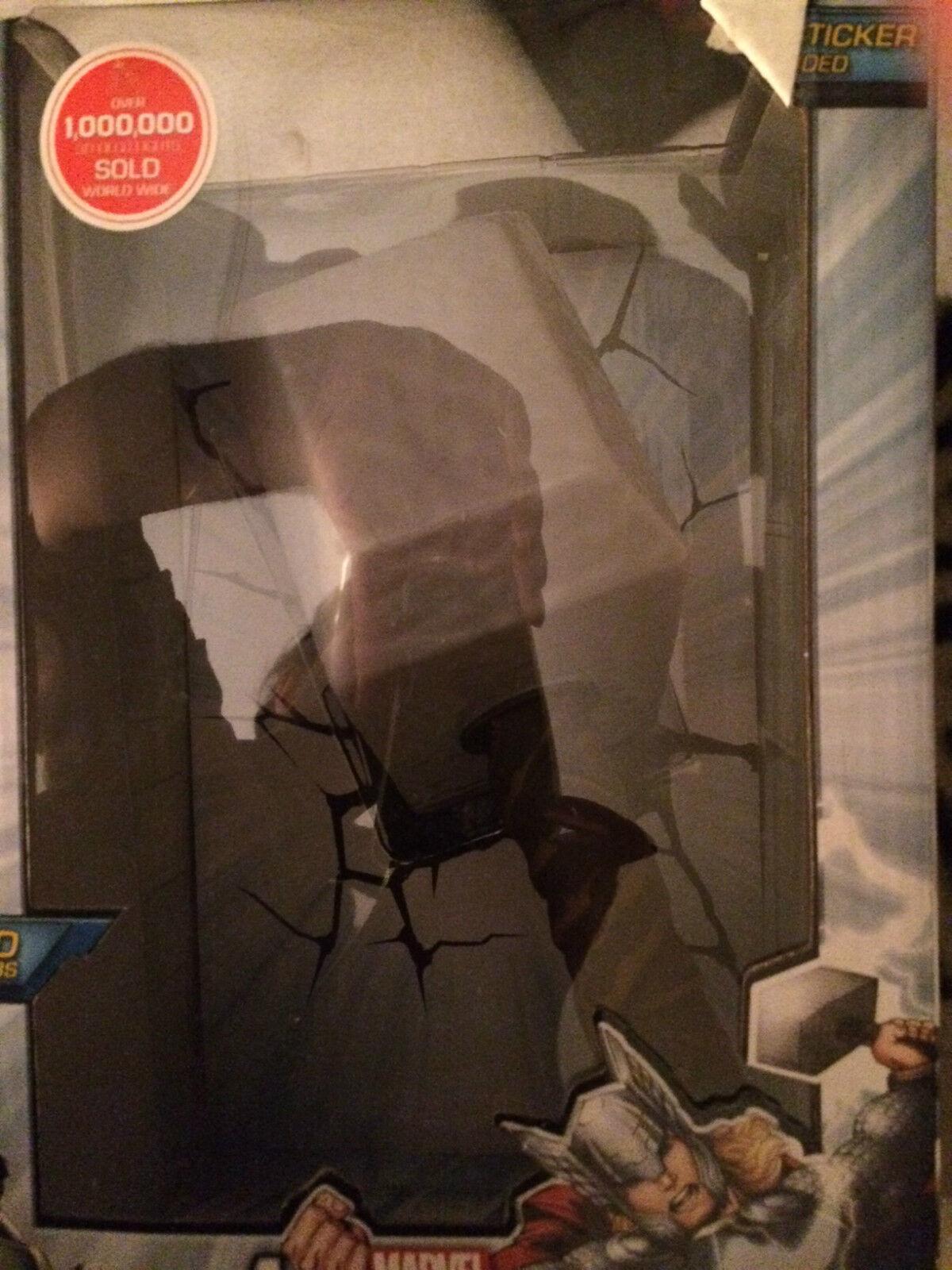 Martello di Thor in plastica 3D Deco Muro Luce   ordina ora goditi un grande sconto