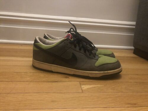 """Nike Dunk Dunk Low """"Kermit"""" Limited Edition"""