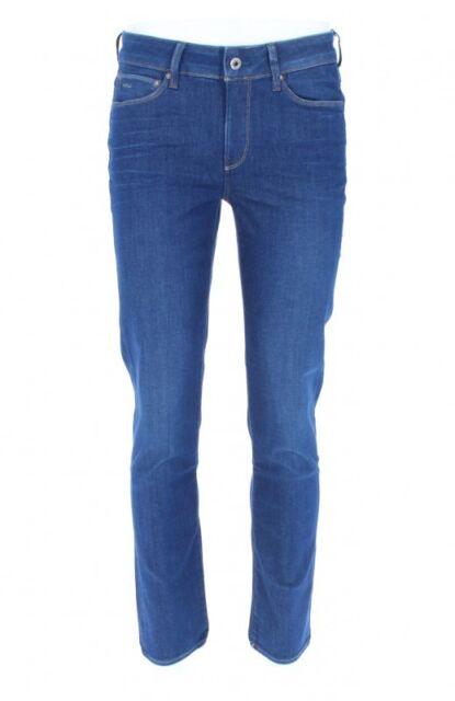 a37a64c4 G-Star Raw 3301 Contour High Straight WMN Benwick Stretch Dark Jeans ...