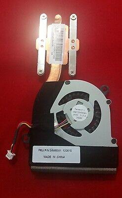 LENOVO IBM  X121e X130e FAN /& HEATSINK 38FL9TALV00  04W6551 GENUINE USED