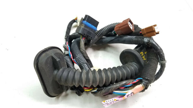 2006 Nissan Murano Rear Left Driver Side Door Wire Wiring