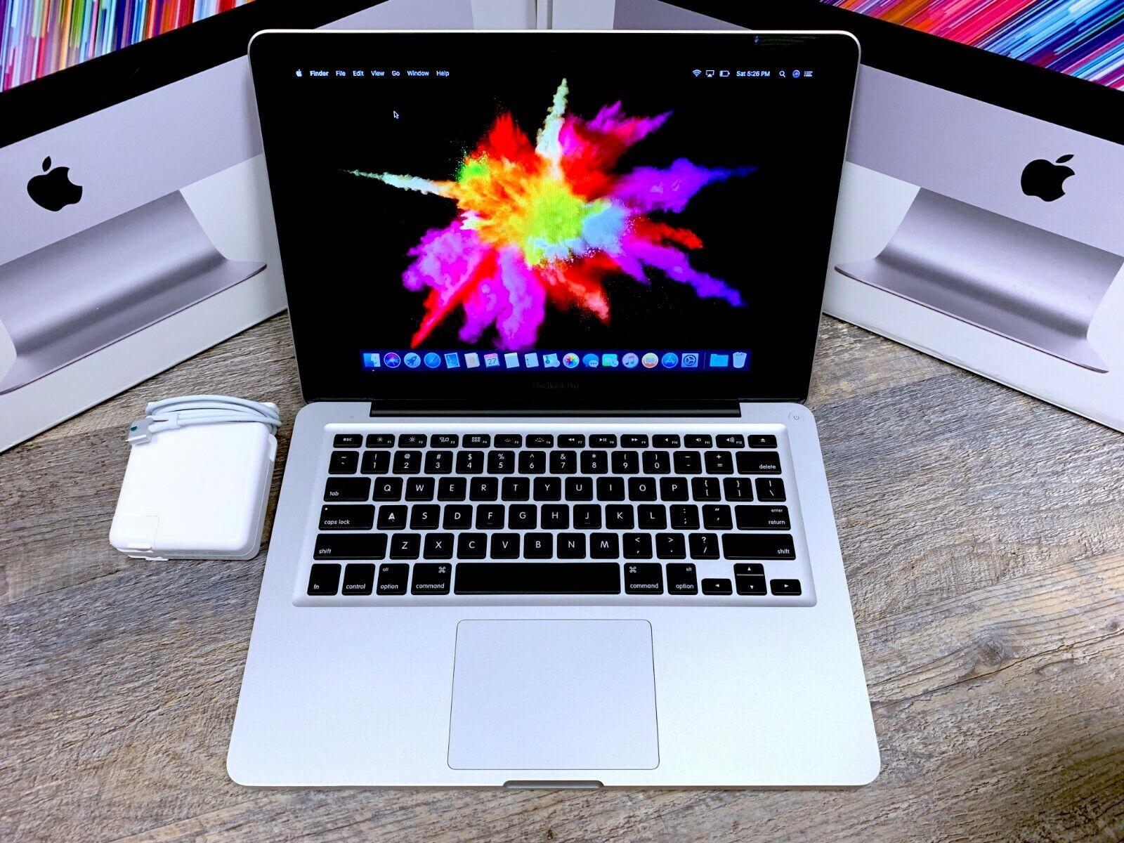 Apple MacBook Pro 13 inch Laptop / 8GB / 128GB SSD / 2.3Ghz / 3YR WARRANTY. Buy it now for 479.00