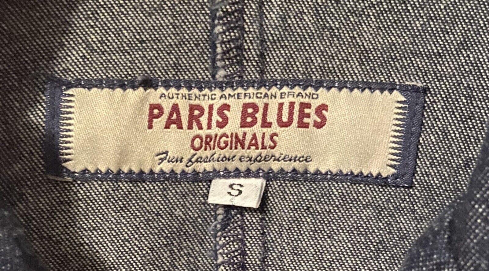 Paris Blues Originals Denim Dress Small Cotton Sn… - image 7