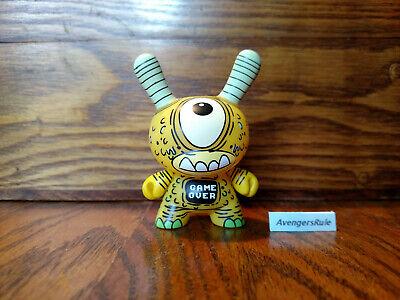 Clutter Kaiju Battle Dunny Kidrobot Dunnysaurus 3//48 Rarity