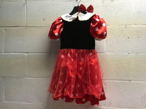 GIRL/'S FANCY DRESS UP COSTUME COSPLAY DISNEY PRINCESS MINNIE BARBIE ANGEL WAND