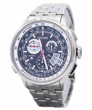 Citizen Titanium Promaster Radio Controlled BY0010-52E BY0010 World Time