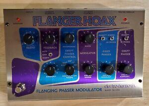 EHX-Flanger-Hoax