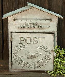 Wedding Gift Mailbox : Details about Mailbox Wedding Card Holder & Wedding Gift Vintage Chic ...