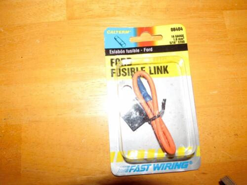 Calterm Ford 16 Gauge Fusible Link #08404